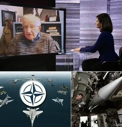Chomsky on the threat of nuclear war