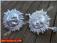 aluminum sun sand casting part 2