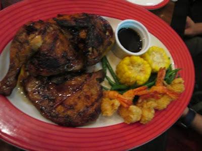 Katakawan sa Chicken - TGIF