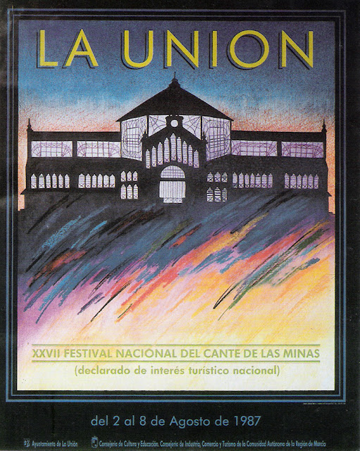 Cartel del Cante de las Minas de 1987