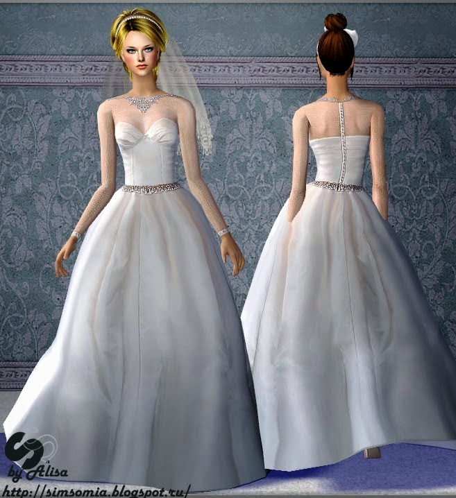 Wedding Altar Sims 3: The Sims 2 Finds: Simsomnia: Advent Collections 2013- 24