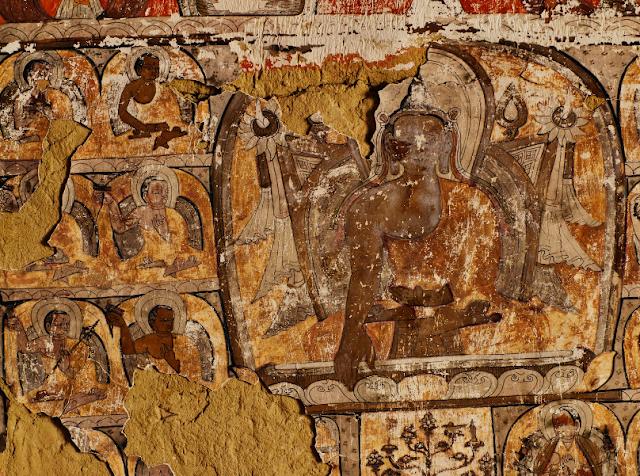 Nepal cuevas misterio