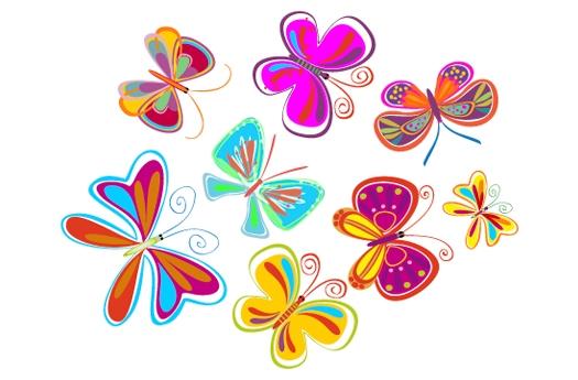 La casa de chichi imagenes mariposas - Mariposas para decorar ...