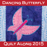 http://freemotionquilting.blogspot.com/p/dancing-butterfly-quilt-along.html