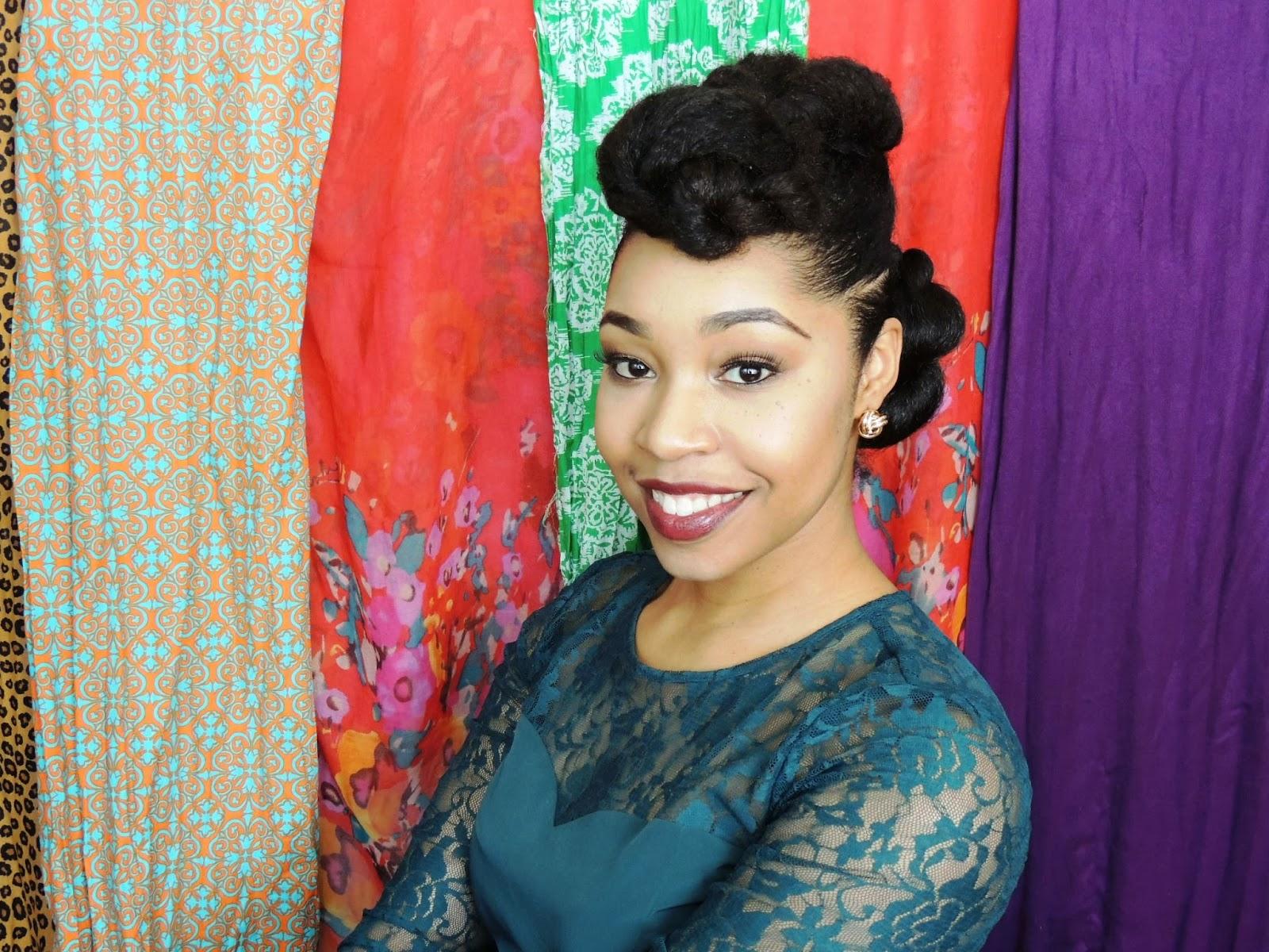 Tiffany Nichols Design Natural Hair Protective Hairstyle Twist39n
