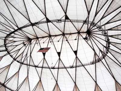 Georgia Dome ceiling
