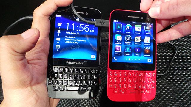Low Memori Di Blackberry