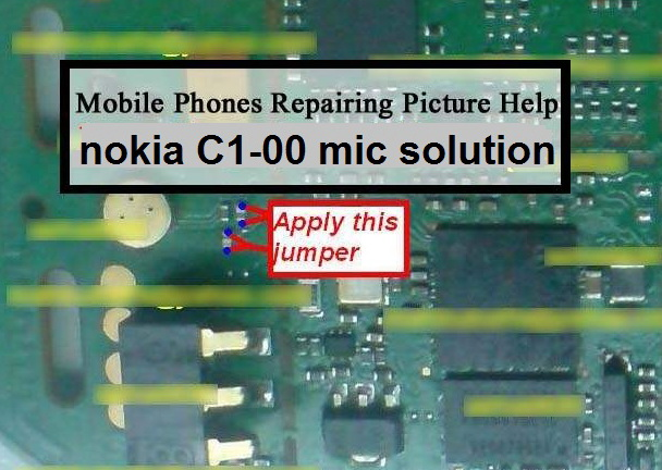nokia c1 00 mic problem nokia c1 00 mic not working solution first