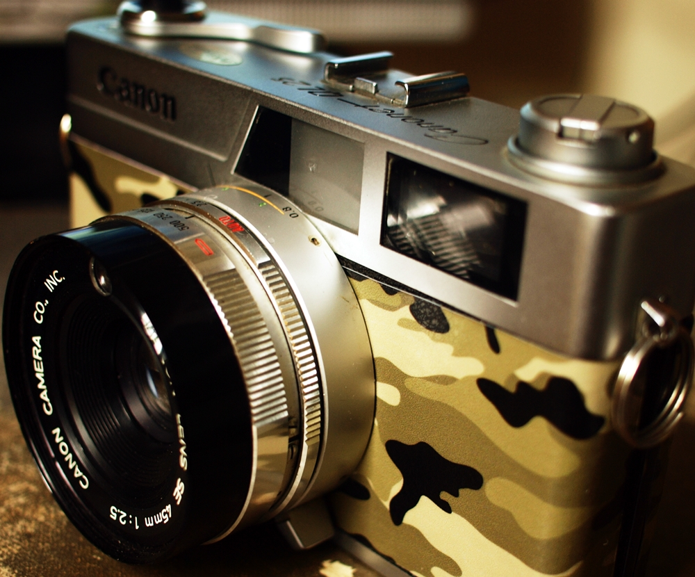 canon canonet ql 25 manual