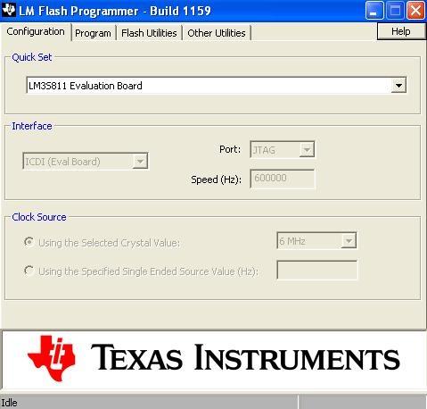 Stellaris LM3S8962 evaluation board driver installation in Windows 7
