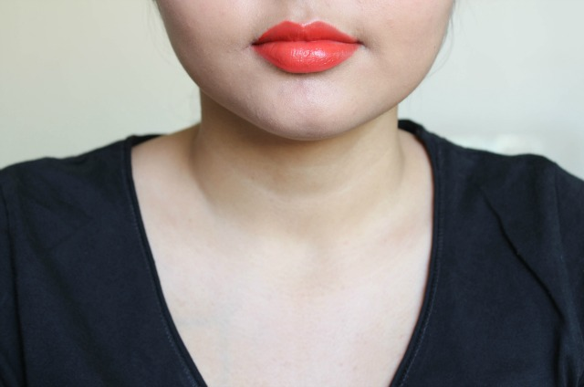 Maybelline Velvet Matte Liquid Lipstick in Power Red