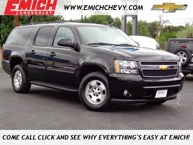 Certified Pre Owned Vehicles at Emich Chevrolet