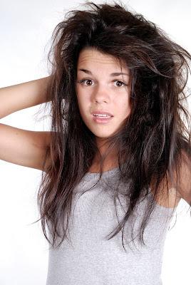 petua penjagaan kesihatan rambut