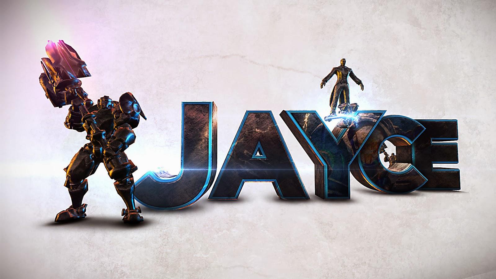 Jayce League Of Legends Wallpaper
