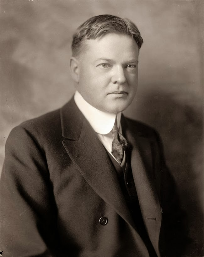 a look at the prosperity of united states during the term of herbert hoover the thirty first preside Editorial: herbert hoover  who inform us that during those long voyages hoover read many thousands of as thirty-first president of the united states.