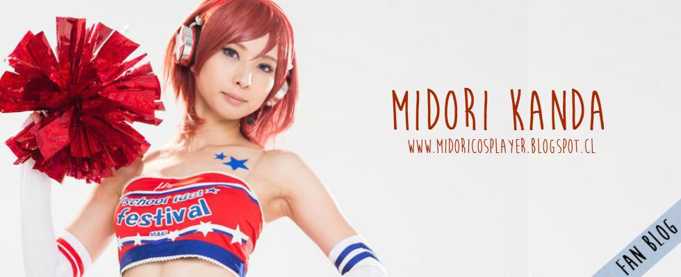 .: Midori Kanda :.