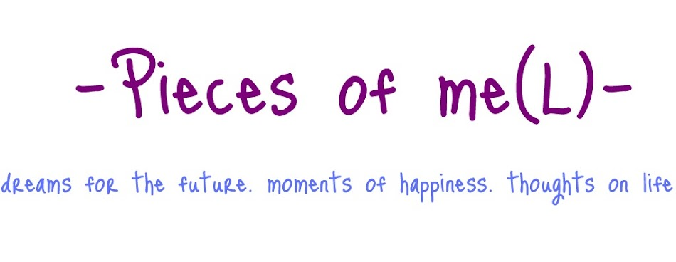 pieces of me(L)