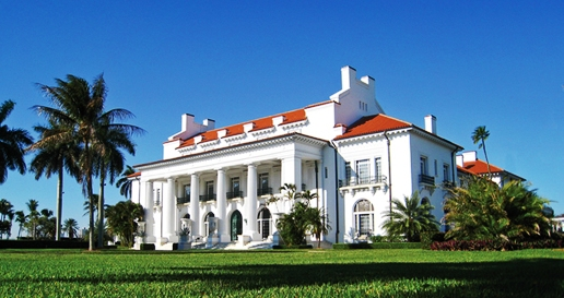 Palm Beach Florida Museu White Hall