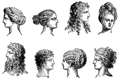 Peinados En La Antigua Grecia on curly hairstyles for women html
