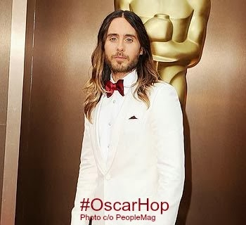 Oscars 2014 fashion red carpet mom blogger jared leto