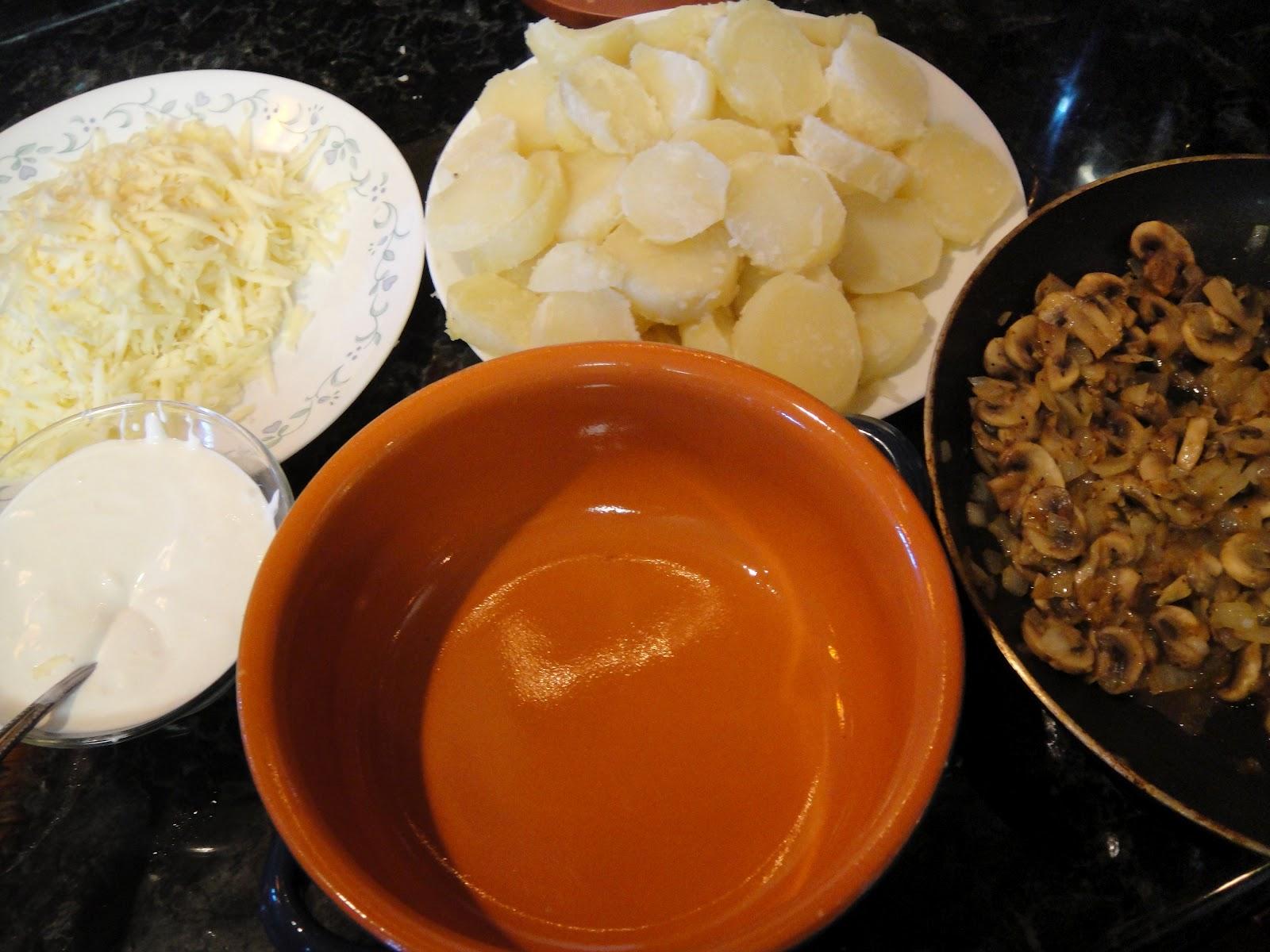 Сметанный соус с грибами рецепт пошагово