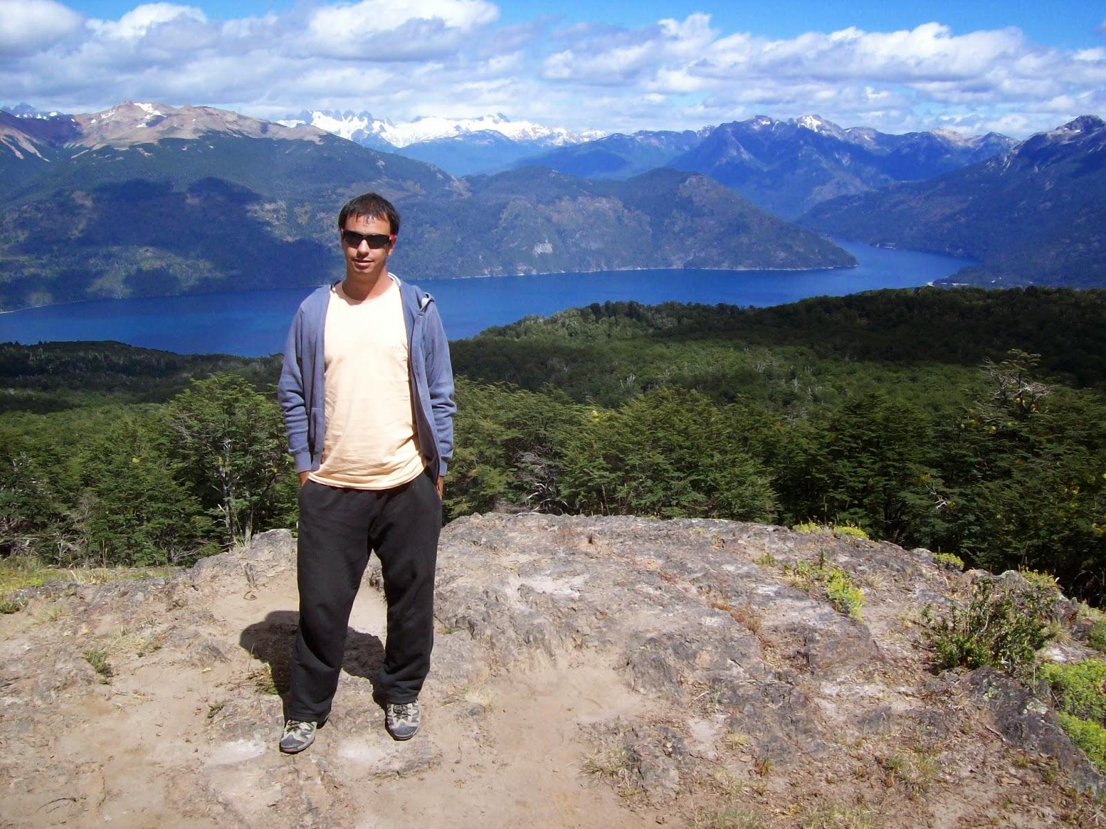 Baño Nuevo Coyhaique:Viajar es mi destino: 25-Esquel y los túneles de hielo
