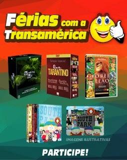 Promoção Férias com a Transamérica - Concorra a Prêmios!