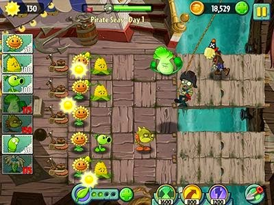 Plants VS Zombies 2 v2.2.2 APK