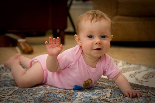 Ruidos en una guarderia - Pures bebes 6 meses ...