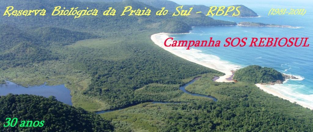 Reserva Biológica da Praia do Sul