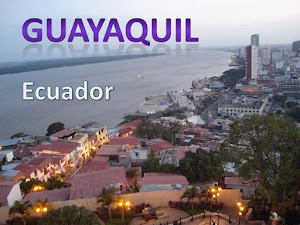 Where am I?    Guayaquil Ecuador