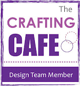 Happy to be on The Crafting Cafe DT!