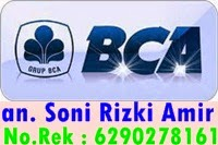 No rek BCA Kiki Herbal