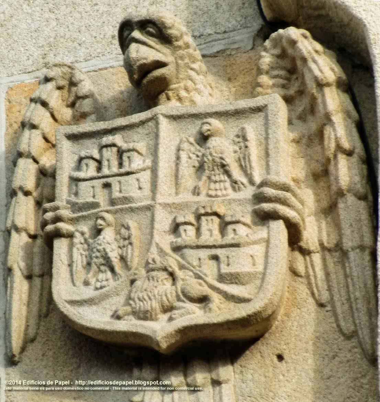 Escudo Heráldico de Ourense