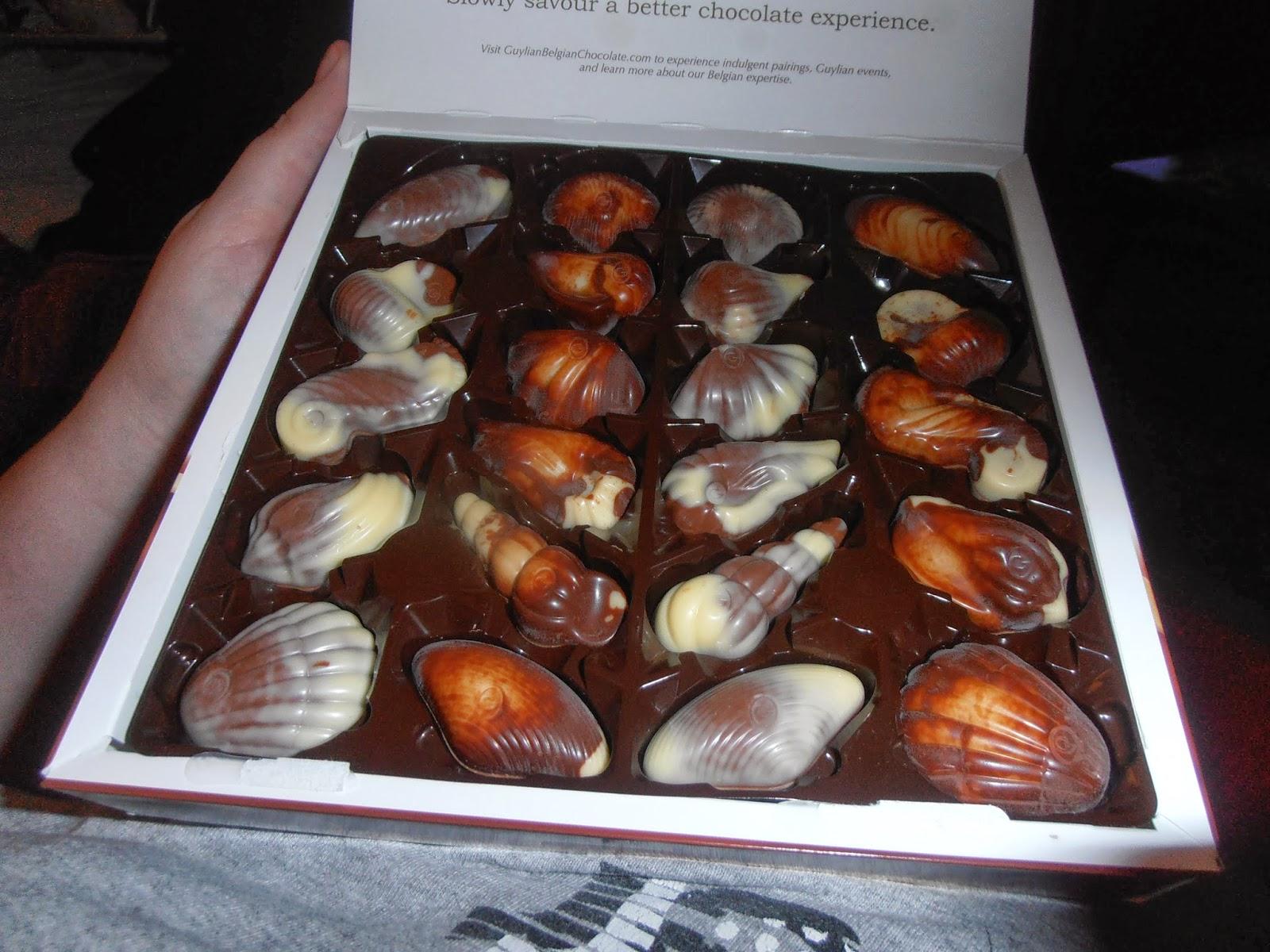 Guylian Chocolate Gluten Free
