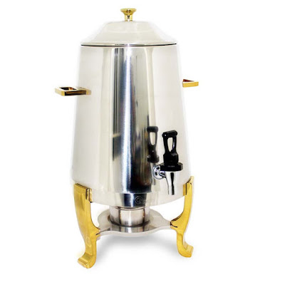 OX-713 OXONE HORECA COFFEE & TEA POT WITH BURNER