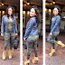 Fashion Intermission: Tahiry's Camouflage Look
