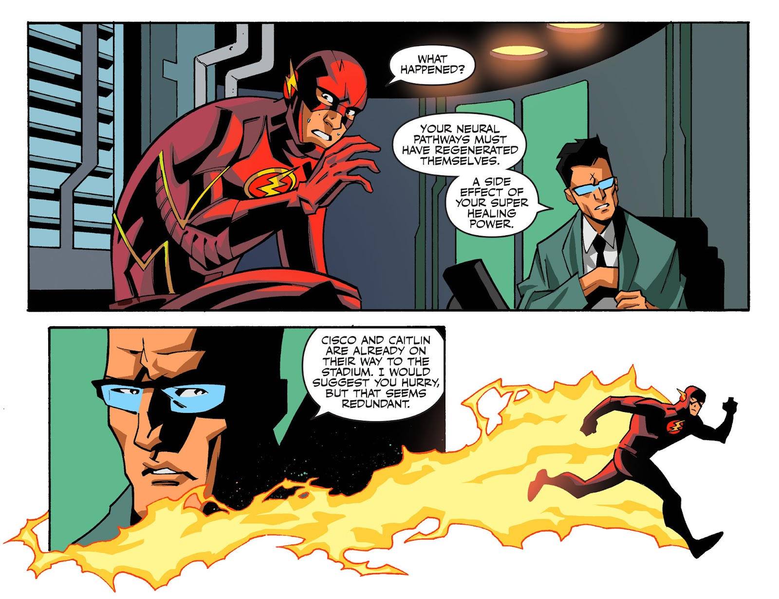 The Flash: Season Zero [I] Issue #7 #7 - English 14