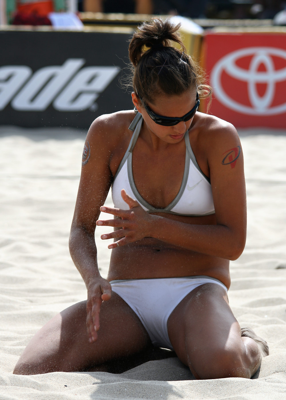 Topic regret, Sexy girl beach volleyball oops magnificent words
