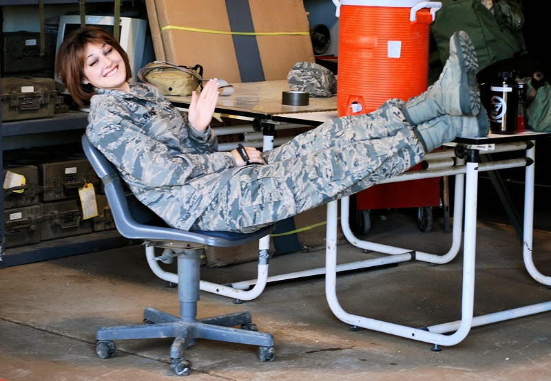 Virtual Mirage Chairforce Examining The Usaf