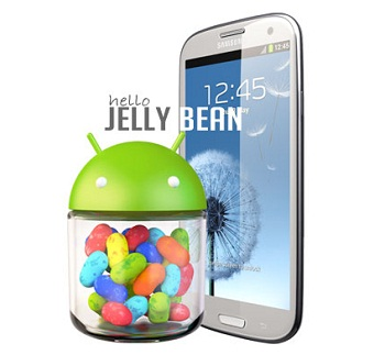 GALAXY S III JELLY BEAN OFICIAL