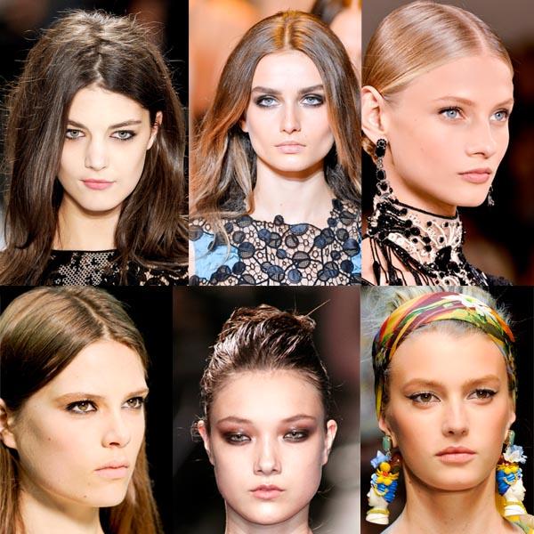 Мода на цвет волос 2017 новинки
