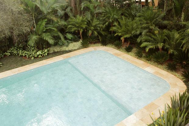 cerca para jardim recicladajardim tropical exótico de gilberto elkis