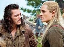"""Cena do filme """"O Hobbit: A Batalha dos Cinco Exércitos"""""""