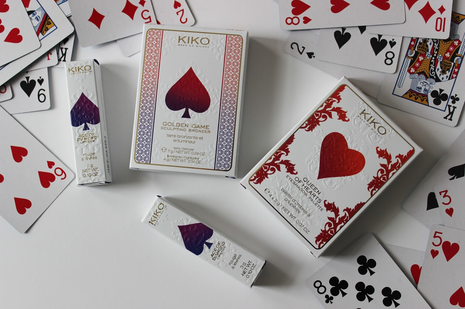 Kiko Daring Game collection packaging