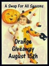 Orange Giveaway