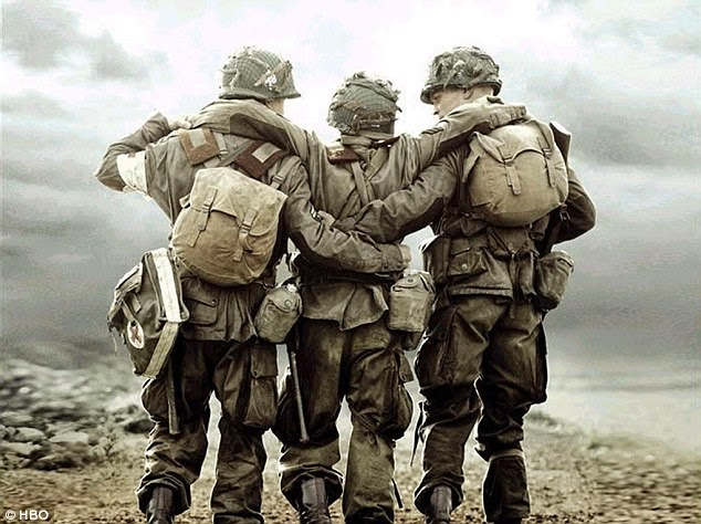 True Band of Brothers 'band of Brothers' Narrative