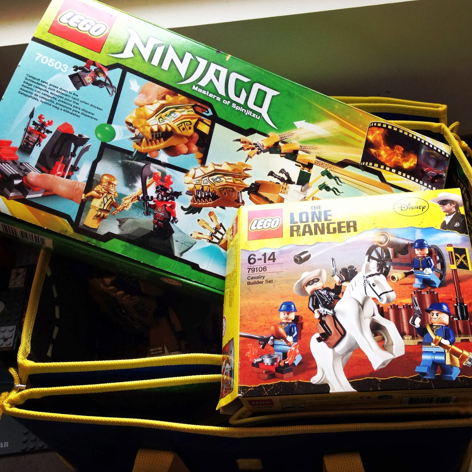 Rangements lego cacasselesbriques - Lego ninjago le grand devoreur ...