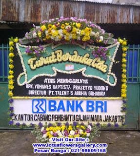 Karangan Bunga Ucapan Belasungkawa ,  papan bunga duka cita