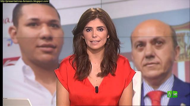 Marta Diezhandino La Sexta Deportes